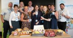 Tea for NHS 71 july 2019