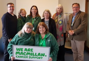 Macmillan Team August 2019