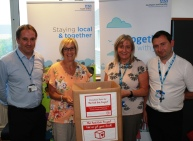 Red box project donation
